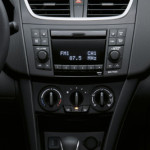 Suzuki Swift 1,2 ovládací panel