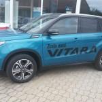 Suzuki nová Vitara Elegance diesel
