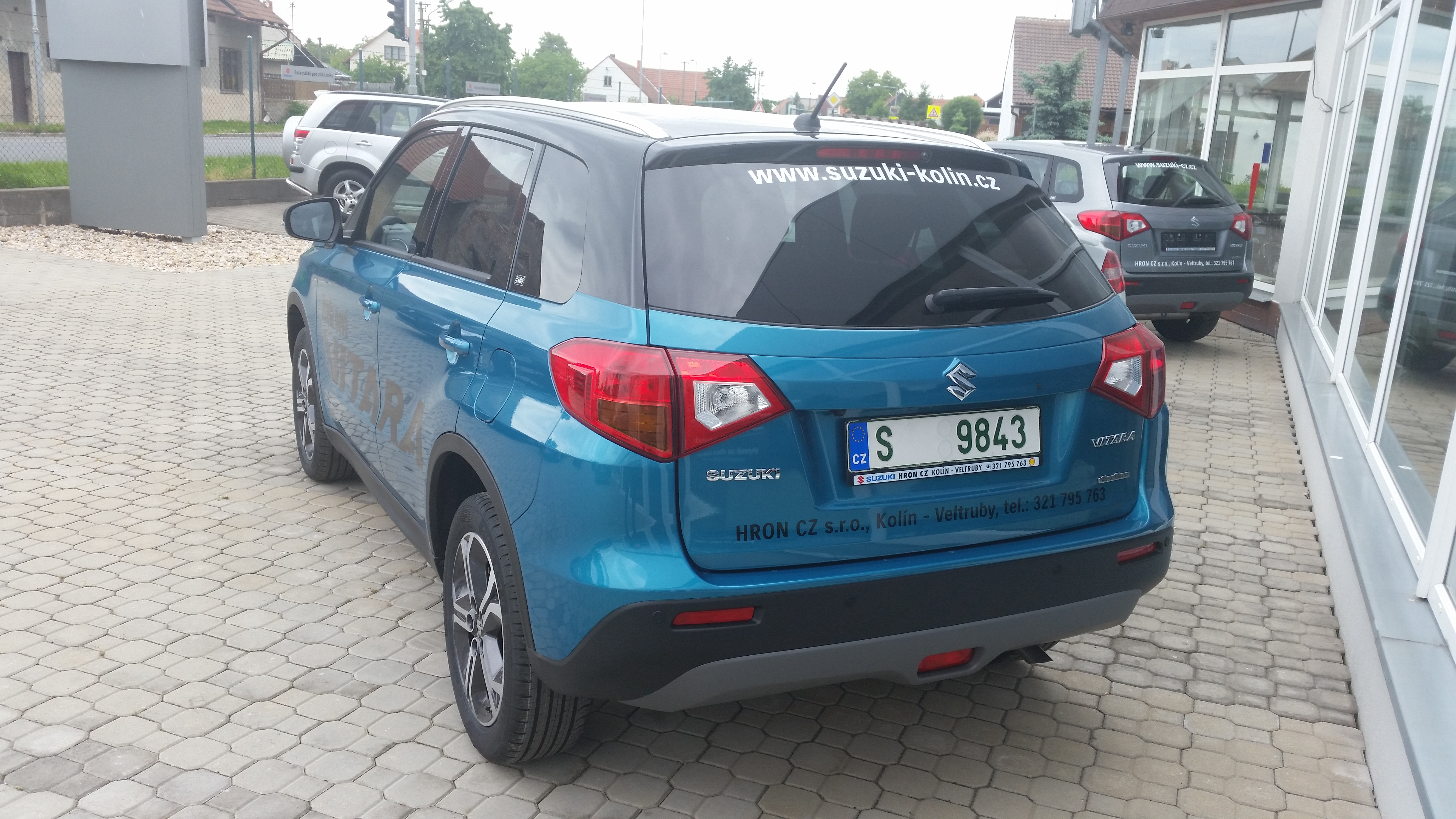 Suzuki nová Vitara Elegance1,6 DDiS