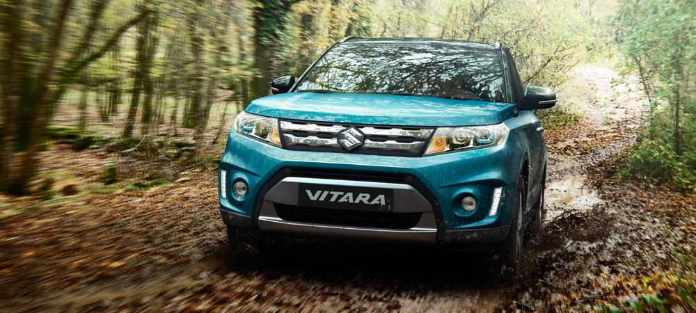 Nová Suzuki Vitara