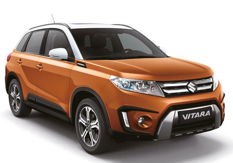 Nová Suzuki Vitara na splátky akce
