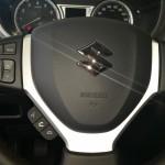 Suzuki nová Vitara multifunkční volant