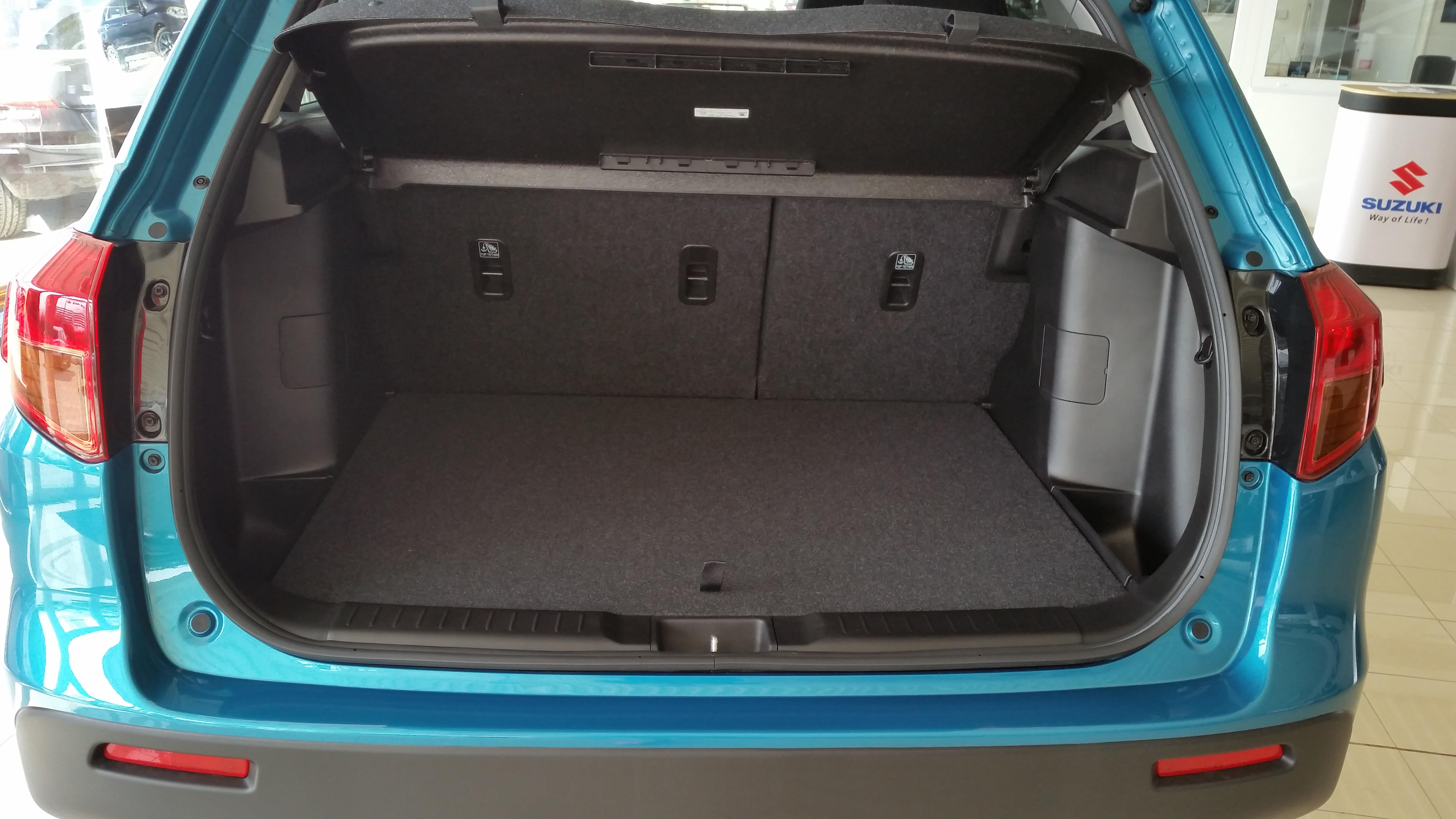 Suzuki Vitara kufr