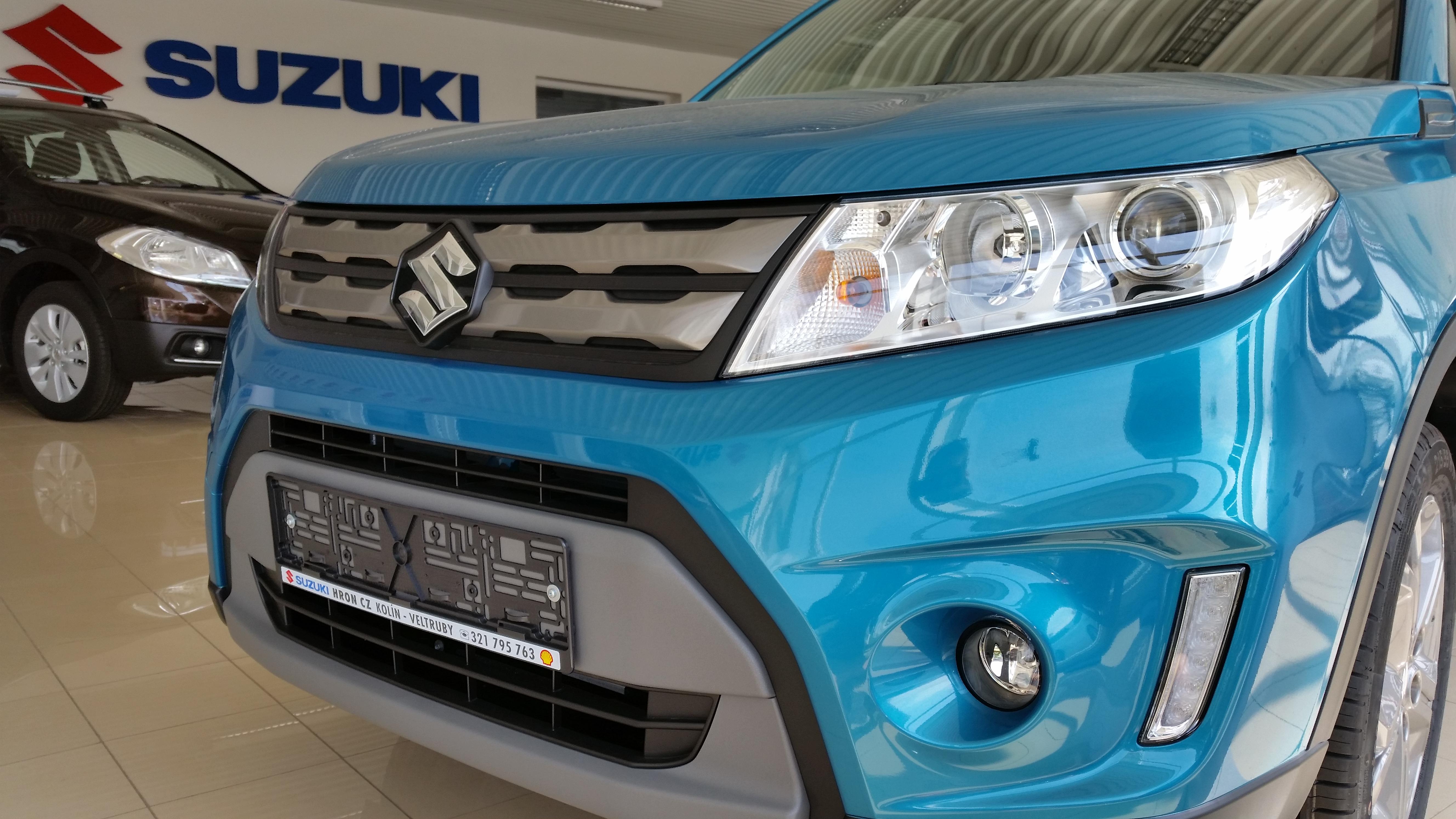 Suzuki Vitara Kolín