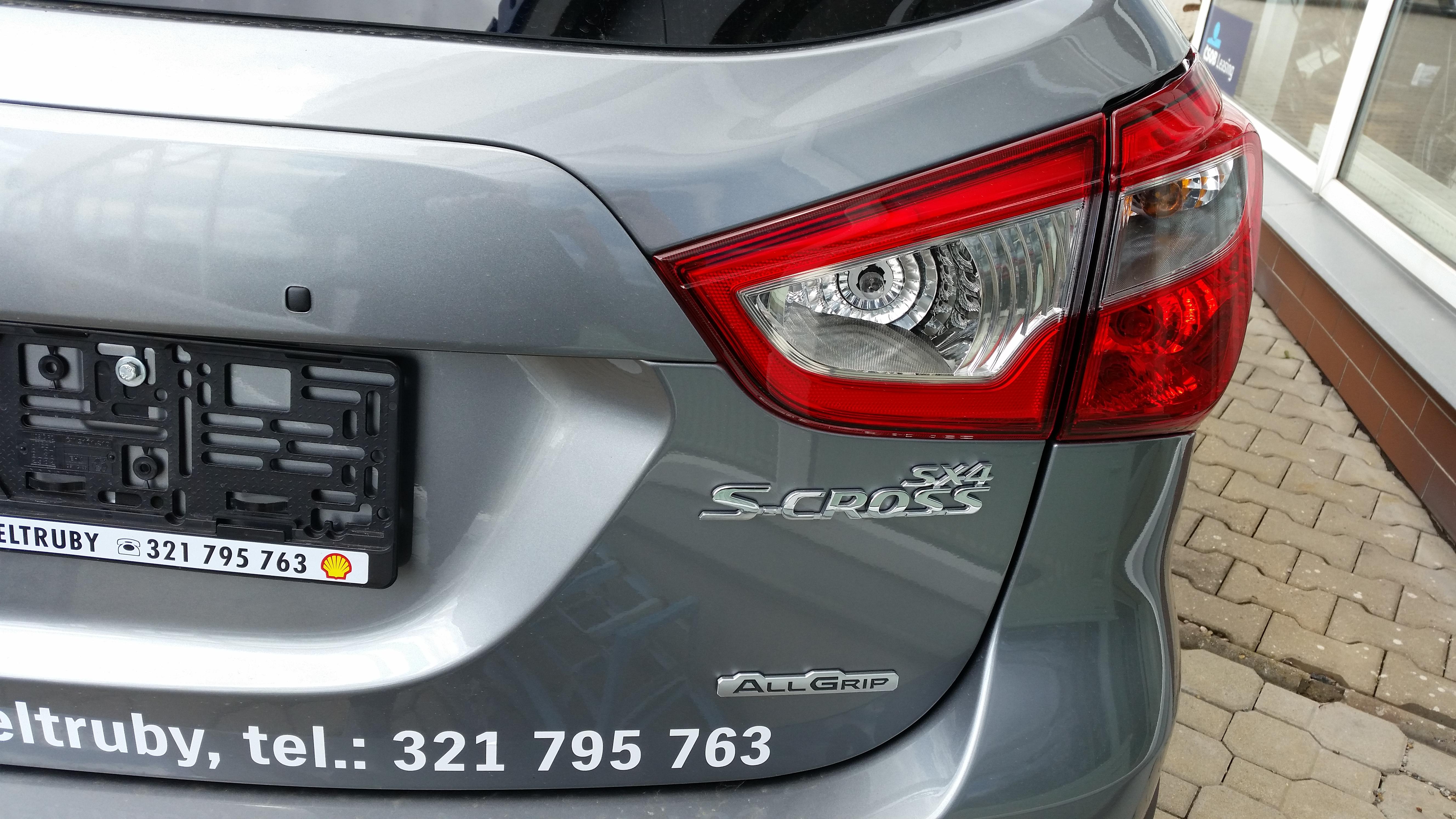 Suzuki S-cross 4x4