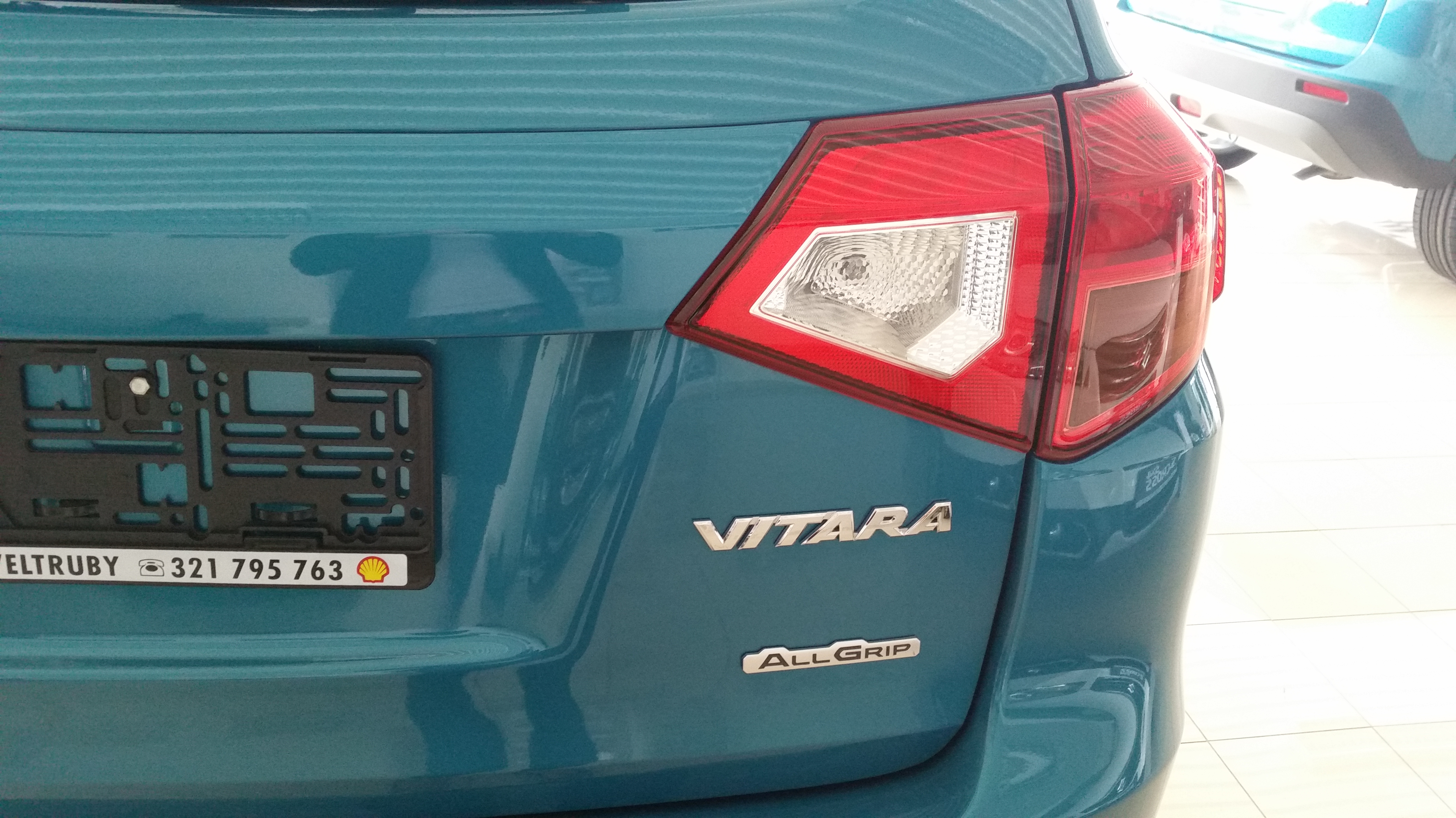 Suzuki Vitara AllGrip 4x4