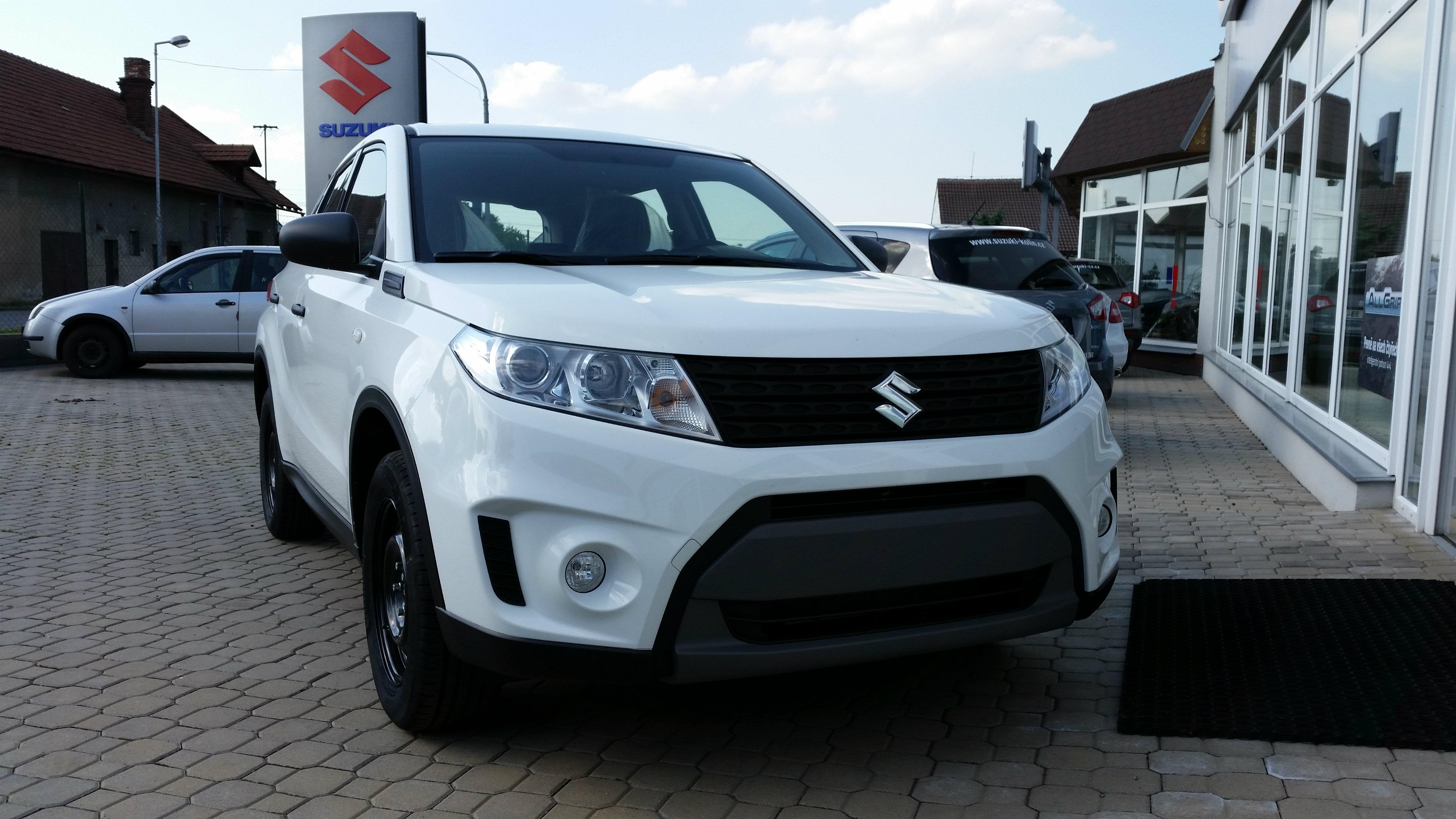 Suzuki Nová Vitara 1,6 Comfort 4x4 AllGrip